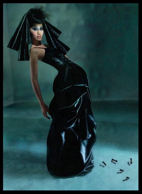 Model: Danielle Yu