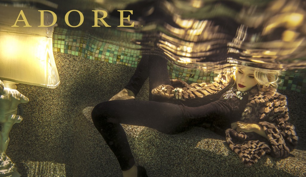ADORE Fall/Winter 2012 - Photographer James Hickey