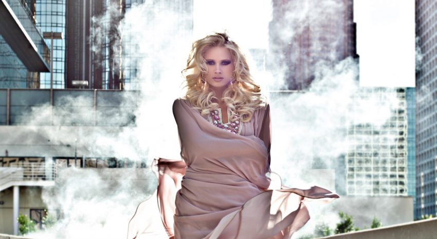 Varma 2012 — Fashion Campaign Model: Lauren Bennett Photographer: James Hickey Make-up Artist: Christina Schock Hair: Rene Antonio, Happy Harrigan