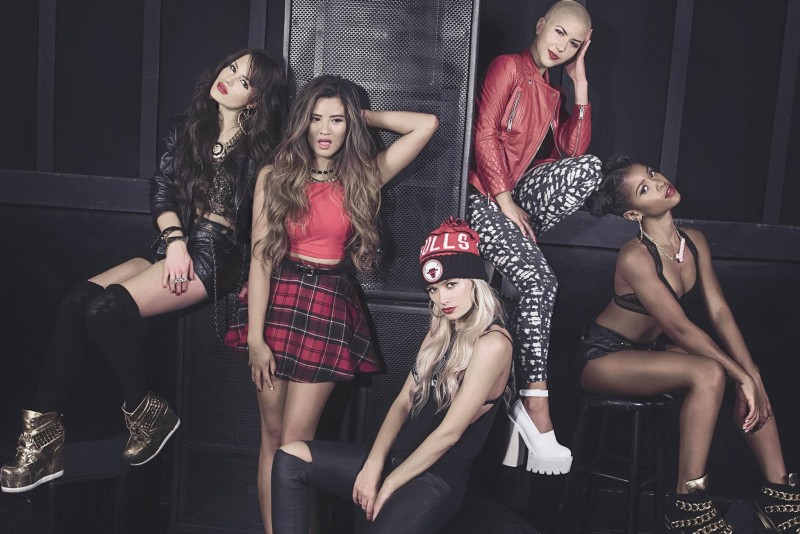 GRL, G.R.L., Photoshoot, James Hickey, Lauren Bennett, Natasha Slayton, Paula Van Oppen, Simone Battle and Emmalyn Estrada