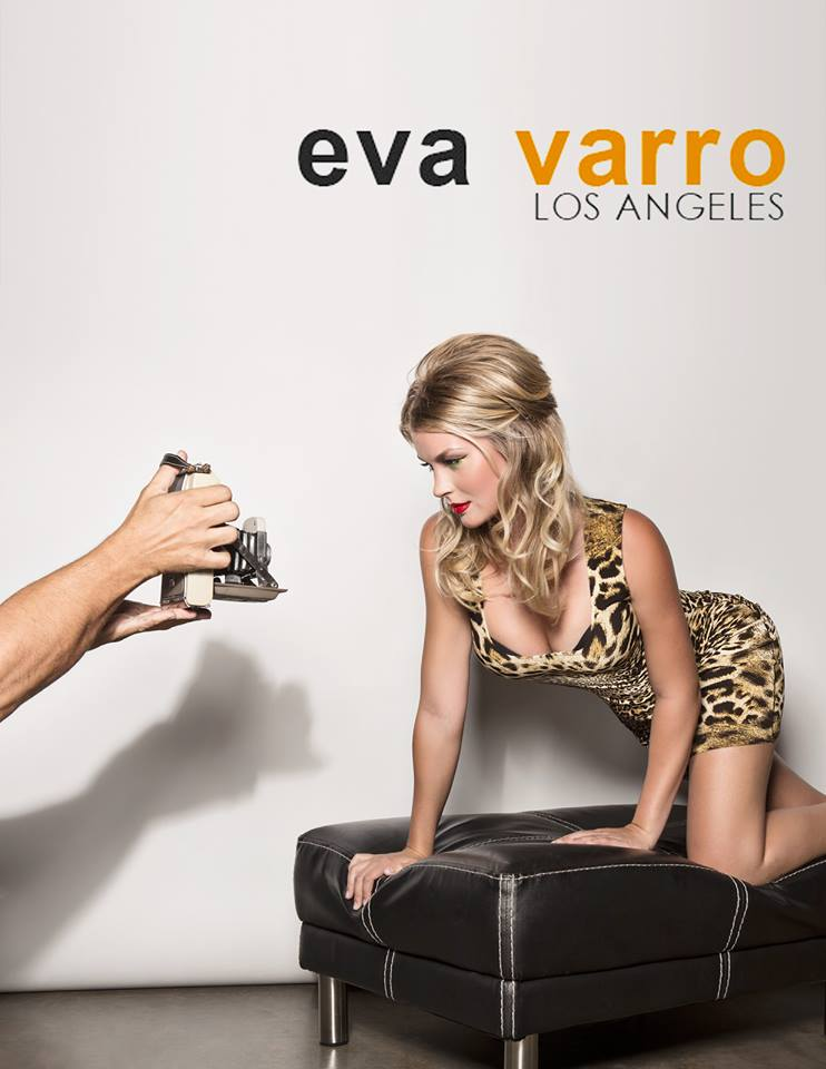 Eva Varro Int'l 2014 Photographer: James Hickey Studio Model: Pia Lamberg Make-up and Hair: Satya Linak