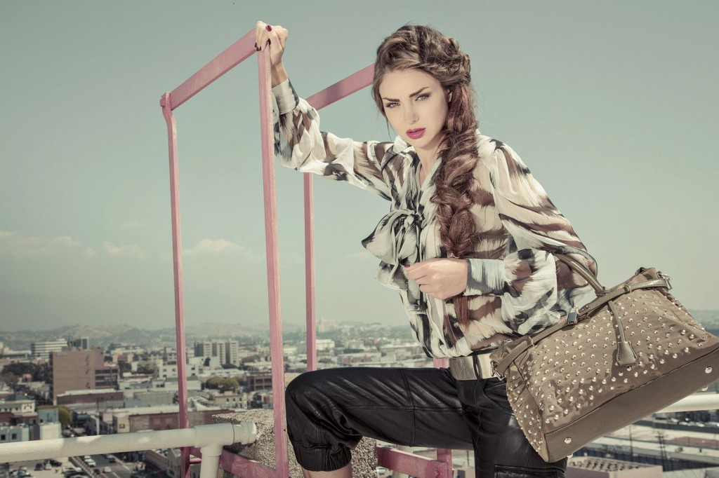 james hickey los angeles fashion photography for Imoshion Handbags