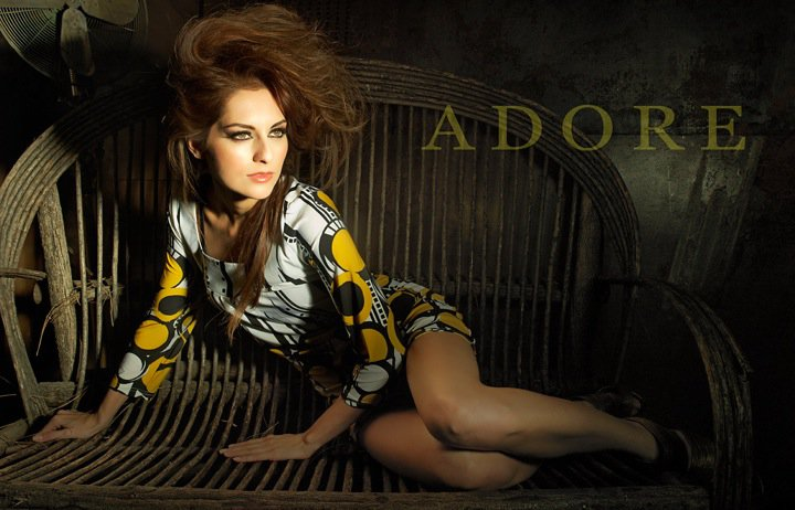 Adore's Fashion Collection Featuring model Nadia Lanfranconi MUA: Christina Schock