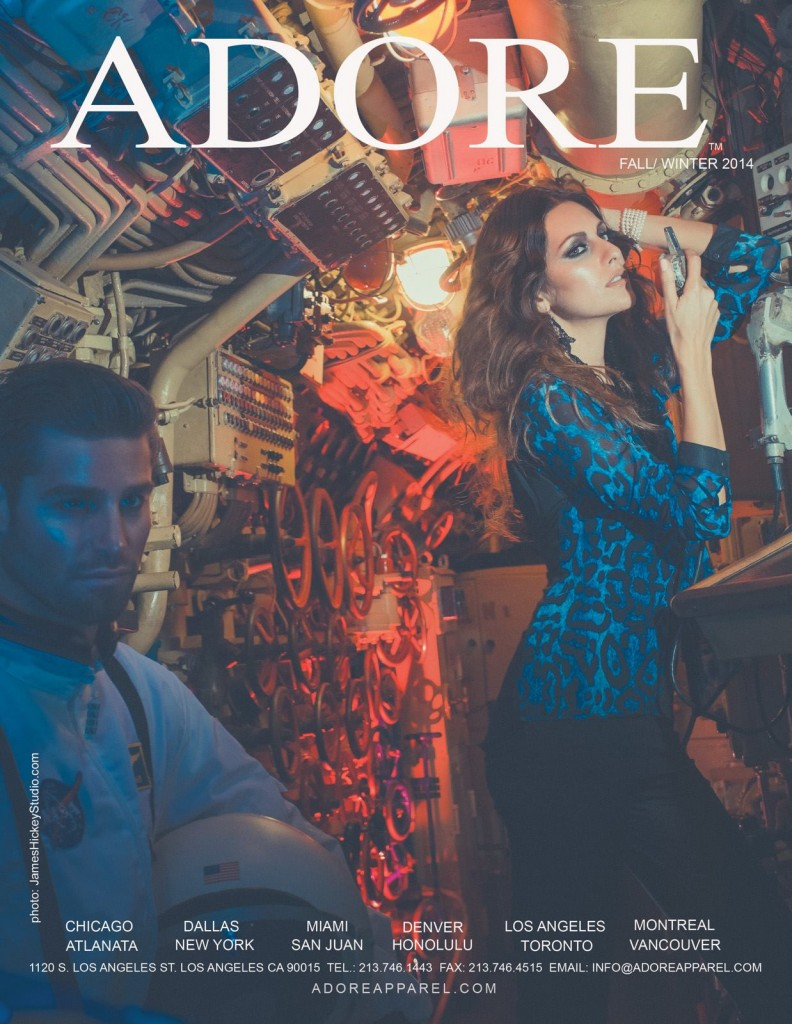 Adore Apparel Fall/Winter 2014 Campaign