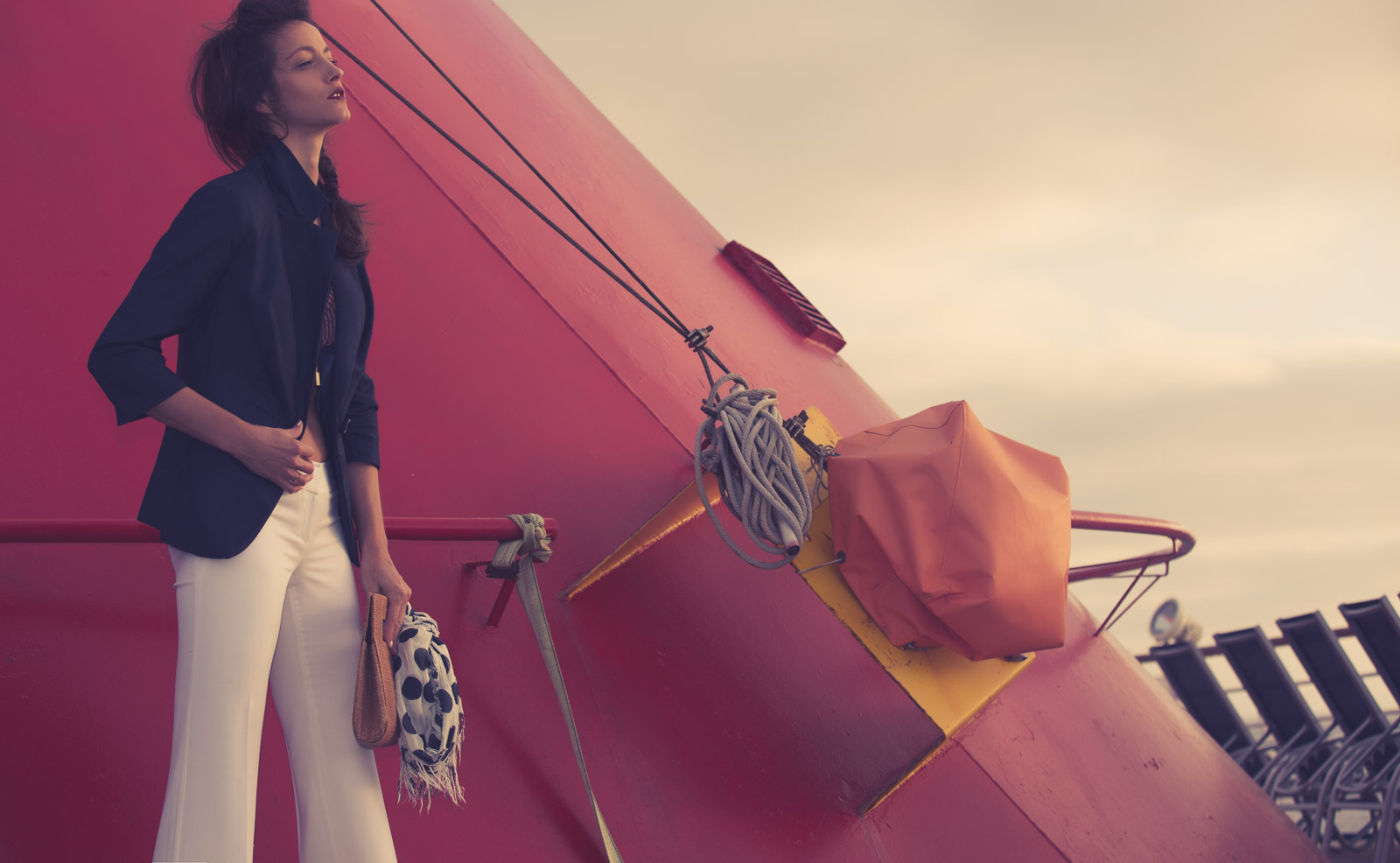 Model: Tatiana Junqueira. Photo by LA Fashion Photographer James Hickey.