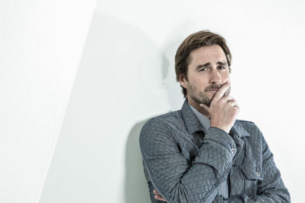 Actor: Luke Wilson, Photographer: James Hickey