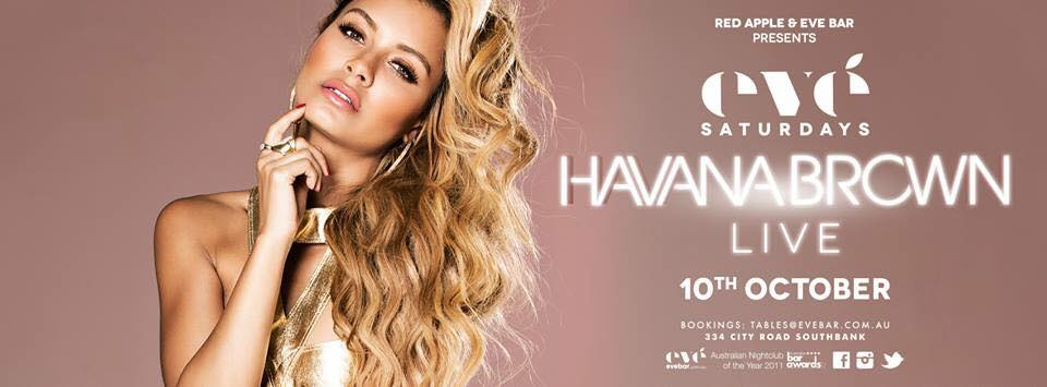 Havana Brown Eve Saturdays Promo by Los Angeles Fashion Photographer James Hickey