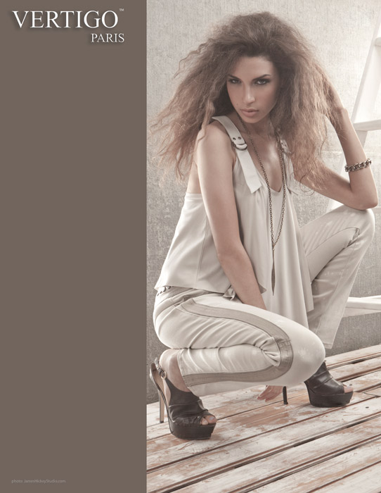 fashion photography by James Hickey