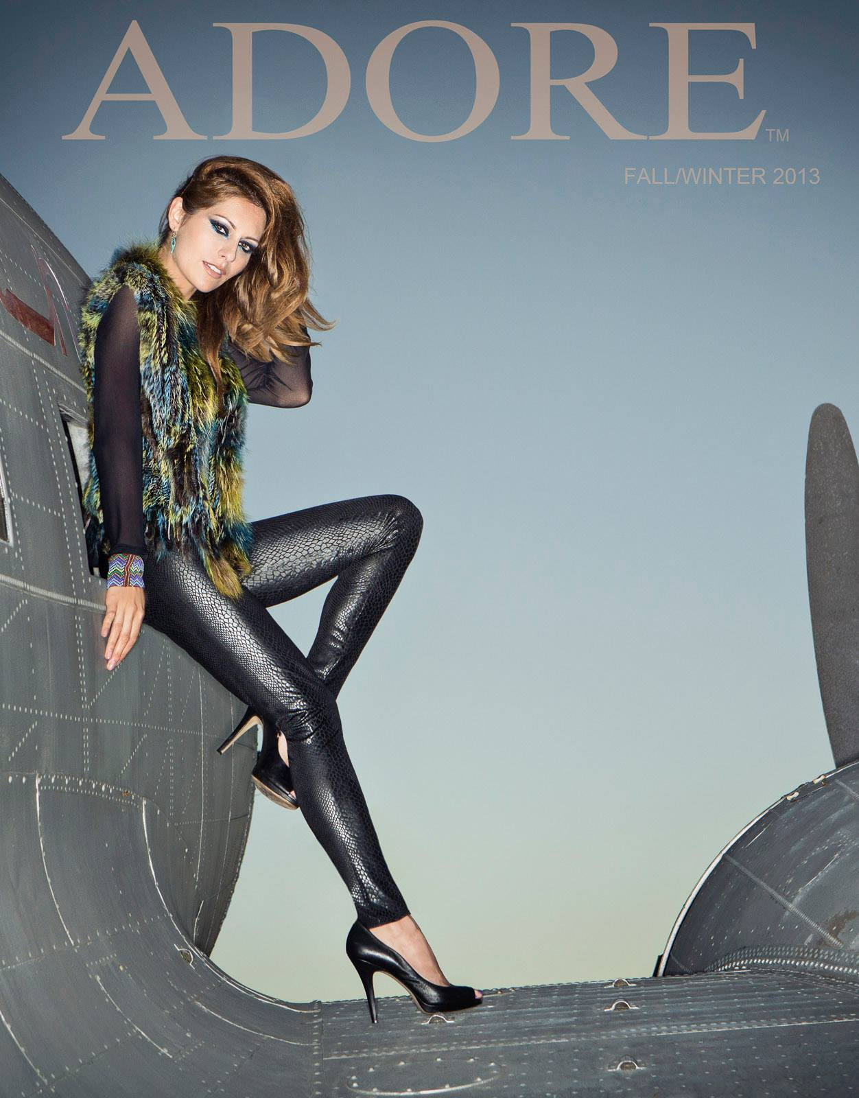 Adore Los Angeles adore apparel f/w 2013 fashion campaign, shot by james hickey
