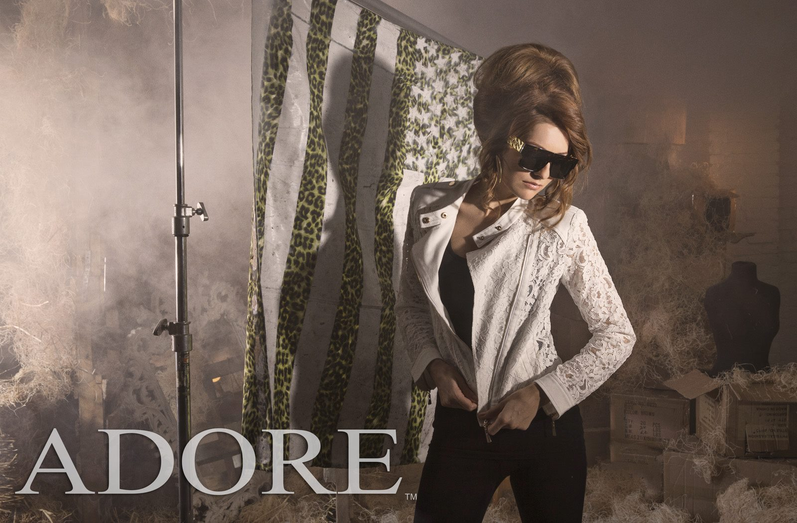 Adore Los Angeles adore spring summer 2014 campaign with los angeles fashion