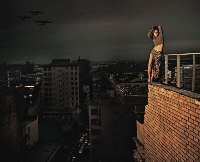 Tatiana Stolyarova by James Hickey