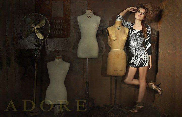 Adore's Fashion Collection Featuring model Nadia Lanfranconi MUA: Christina Schock