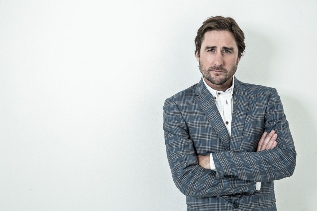 Actor: Luke Wilson, Photographer: James Hickey