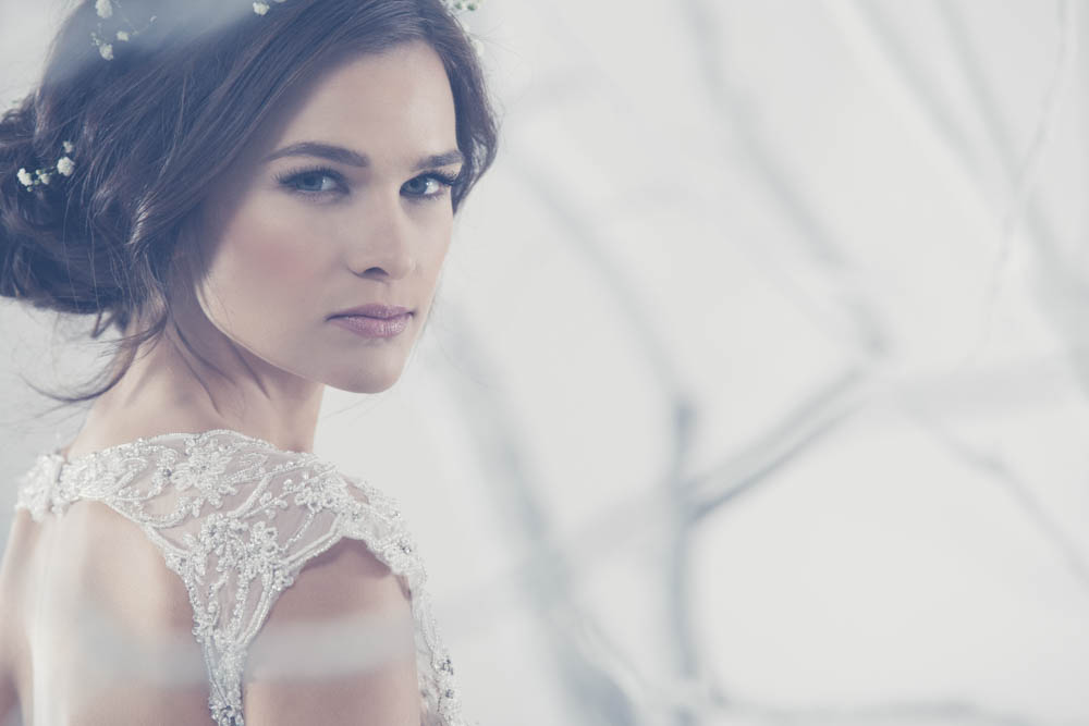 Los Angeles Photographer James Hickey teams with AIME Couture for 2015 Bridal Campaign