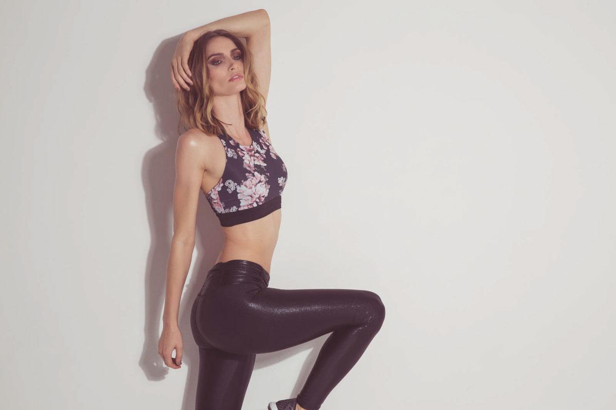 Bodylanguage editorial by LA fashion photographer James Hickey.