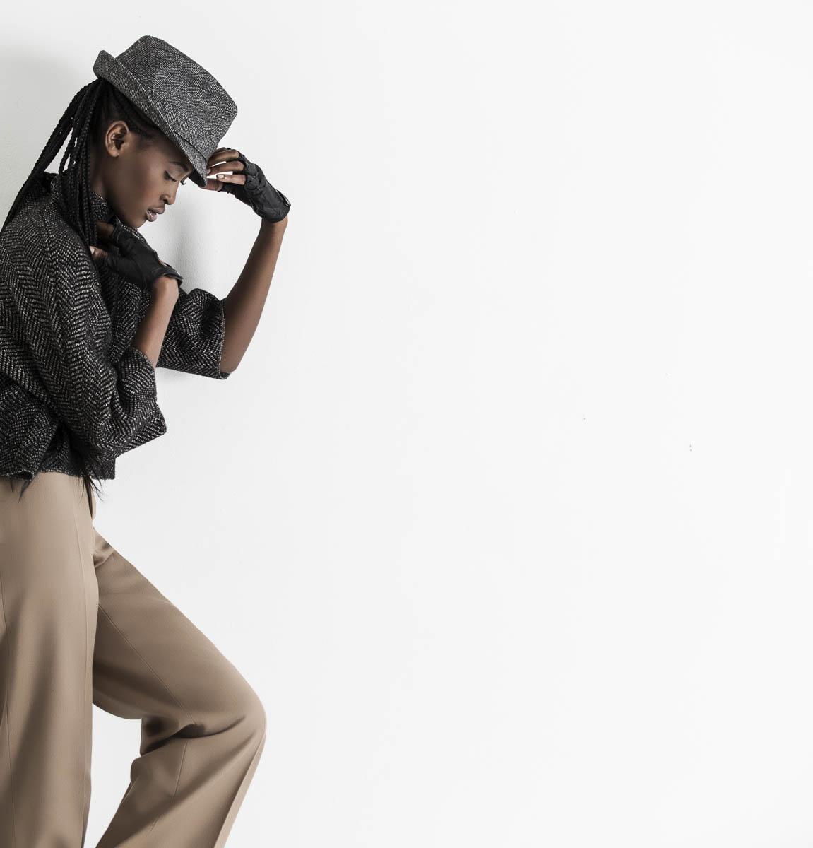 Zara Bedel by James Hickey Los Angeles Fashion Photographer.