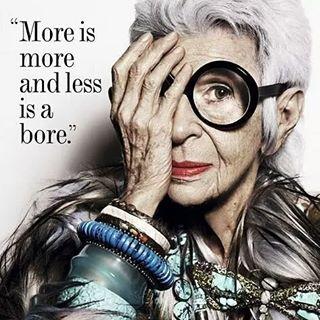 Fashion Icon Iris Apfel